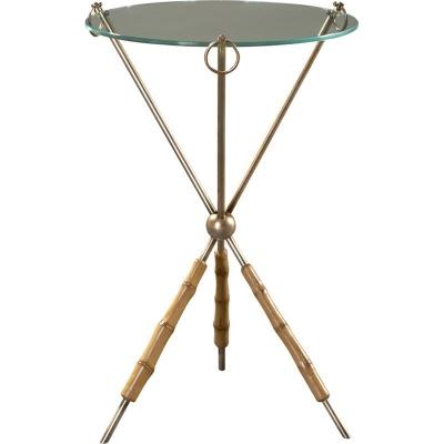 Hickory Chair Gaston Tripod Table