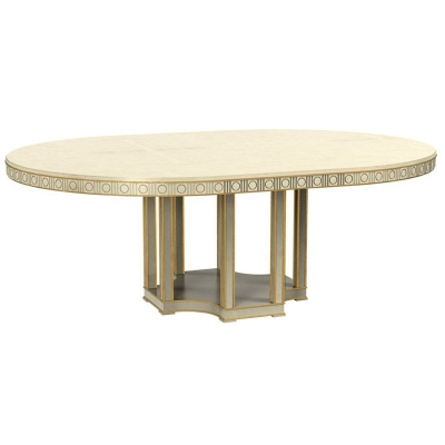 Hickory Chair Arden Expansion Top Dining Table