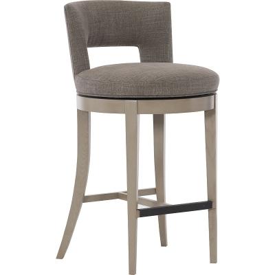 Hickory Chair Axis Swivel Bar Stool