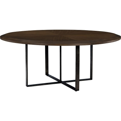 Hickory Chair Pivot Dining Table