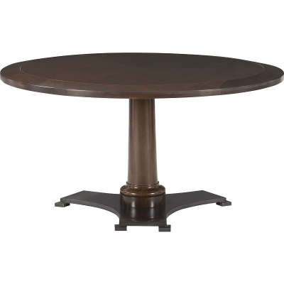 Hickory Chair Triad Cocktail Side Table