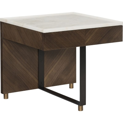 Hickory Chair Strut Side Table