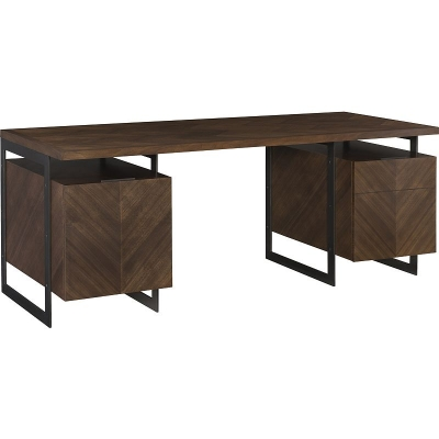 Hickory Chair Barstock Desk