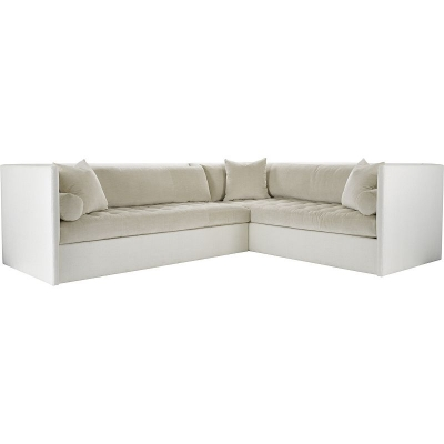Hickory Chair Lorraine Sectional