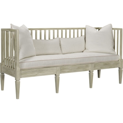 Hickory Chair Wimberly Bench