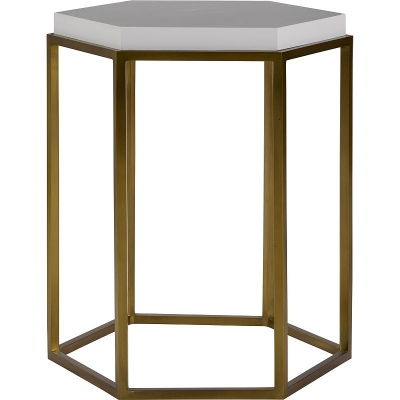 Hickory Chair Ivy Side Table