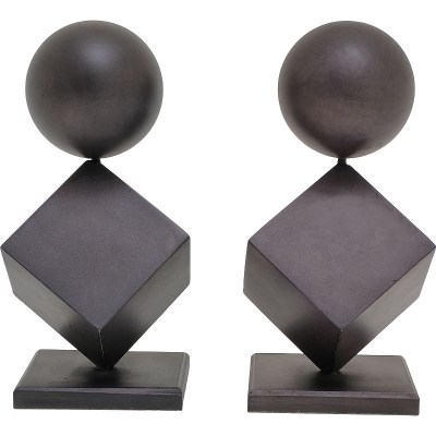 Hickory Chair Astor Sculptural Bookends