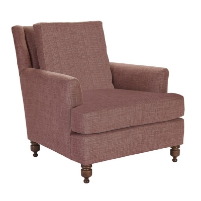 Hickory Chair Bobbin Lounge Chair