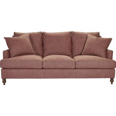 Hickory Chair Bobbin Sofa