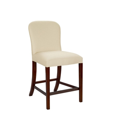 Hickory Chair Chippendale Counter Stool