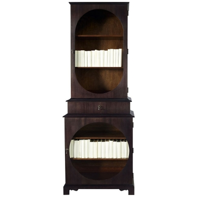 Hickory Chair Leavenworth Narrow Cabinet