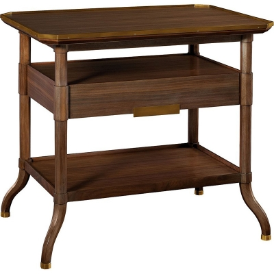 Hickory Chair Wilton Side Table