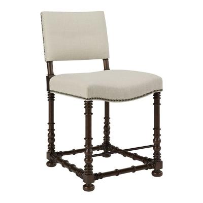 Hickory Chair Blackstone Counter Stool Walnut