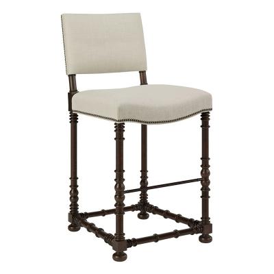 Hickory Chair Blackstone Bar Stool Walnut