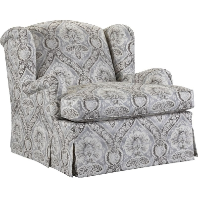 Hickory Chair Dorchester Lounge Chair