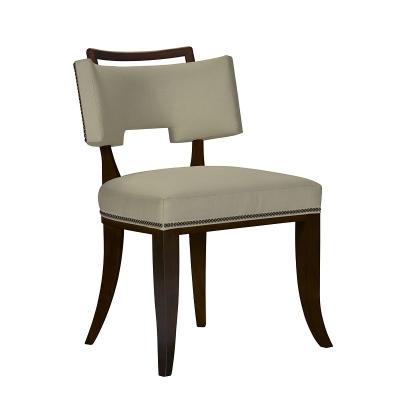 Hickory Chair Saint Giorgio Dining Chair With Handle