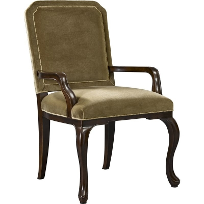 Hickory Chair Regent Dining Arm Chair