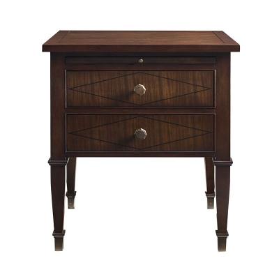 Hickory Chair 3466 10 David Phoenix Connaught Nightstand