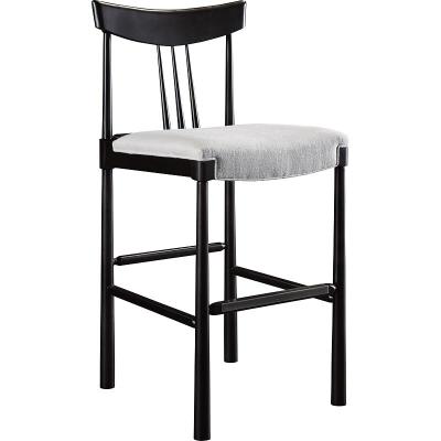 Hickory Chair Karlis Bar Stool