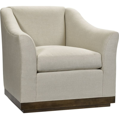 Hickory Chair Heath Swivel Chair