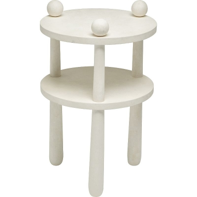 Hickory Chair Chad Side Table