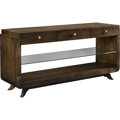 Hickory Chair Dove Console