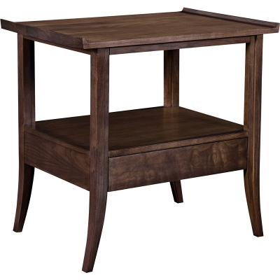 Hickory Chair Sage Side Table