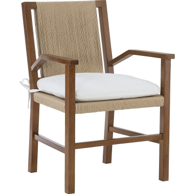Hickory Chair Aix en Provence Dining Arm Chair