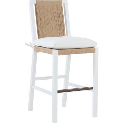 Hickory Chair Aix en Provence Bar Stool