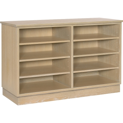 Hickory Chair Claudette Credenza Center Cabinet