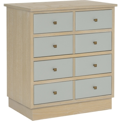 Hickory Chair Claudette Drawer Pier Cabinet