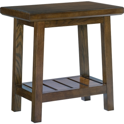 Hickory Chair Deauville Side Table