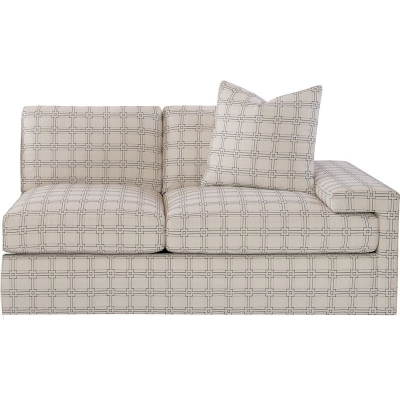 Hickory Chair Denby RAF Love Seat