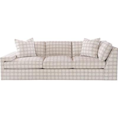 Hickory Chair Denby LAF Corner Sofa