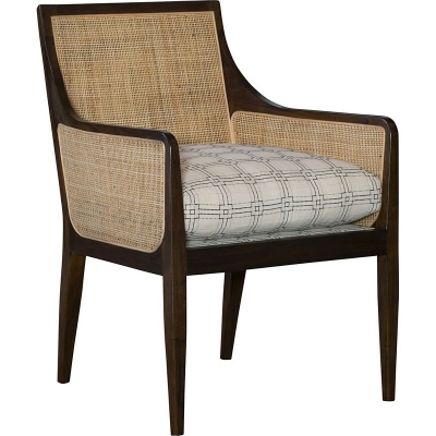 Hickory Chair Wallace Caned Chair