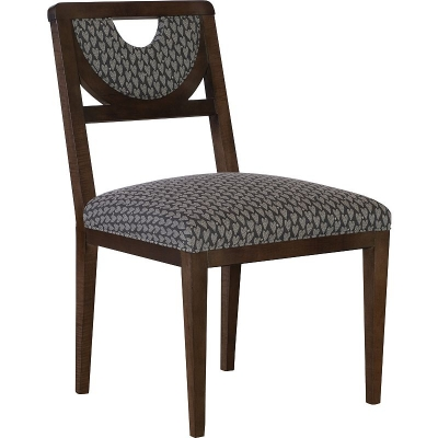 Hickory Chair Half Moon Dining Side Chair