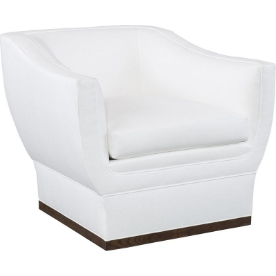 Hickory Chair Jean Swivel Chair