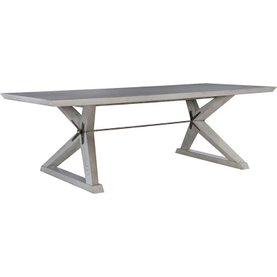 Hickory Chair Freya 76 inch Dining Table Base