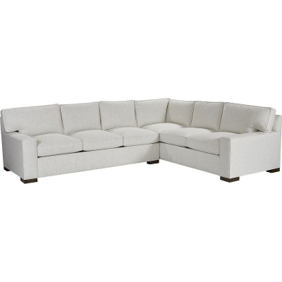 Hickory Chair Chelsea RAF Loveseat
