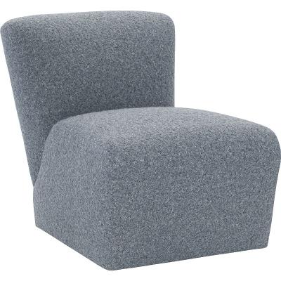 Hickory Chair Sheila Armless Swivel Chair