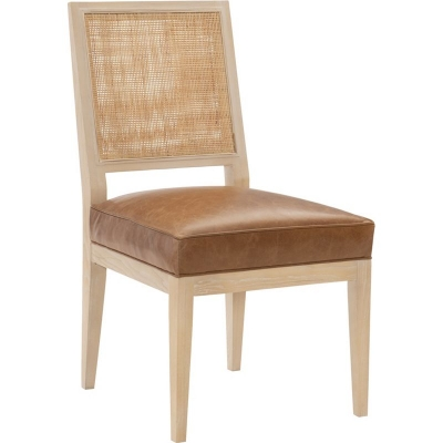 Hickory Chair Mariette Cane Back Side Chair
