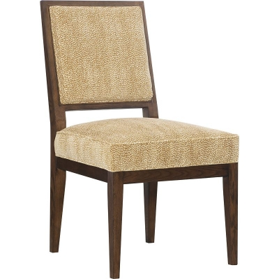 Hickory Chair Mariette Upholstered Back Side Chair