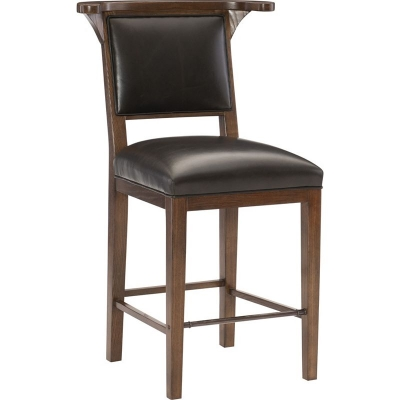 Hickory Chair Laura Counter Stool
