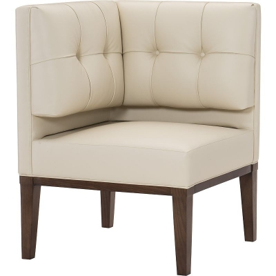 Hickory Chair Dominick Corner Chair