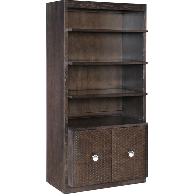 Hickory Chair Sharon Bookcase Grades 92 95 Leather