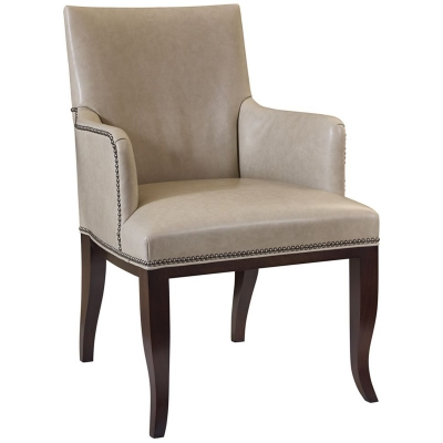 Hickory Chair 129 01 1911 Collection Handler Arm Chair