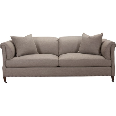 """Hickory Chair Manchester Sofa - 88"""""""