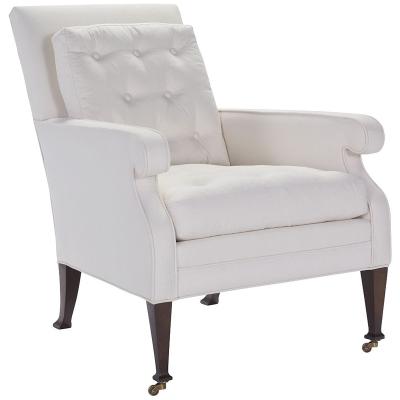 Hickory Chair Everett Button Lounge Chair