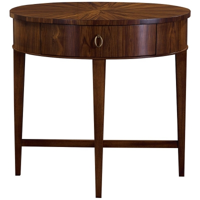 Hickory Chair Springfield Side Table