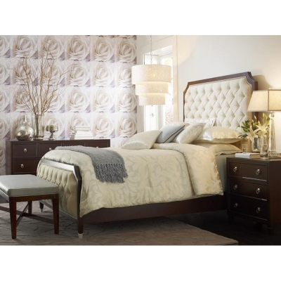 Candice Olson Temptress King Upholstered Bed